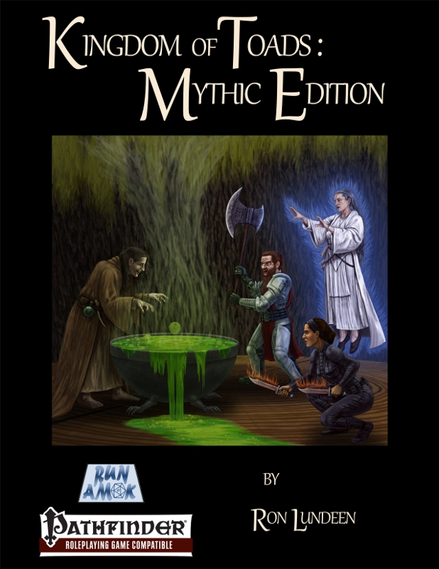 A Mythic Cover!
